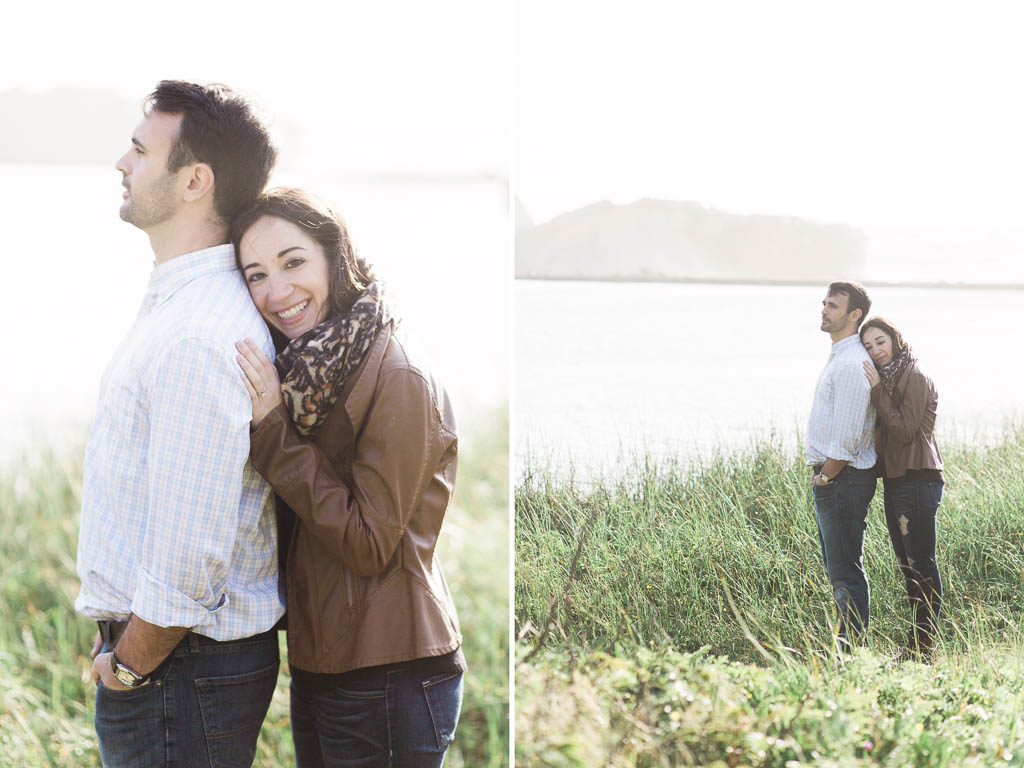 san francisco engagement session by folie photography