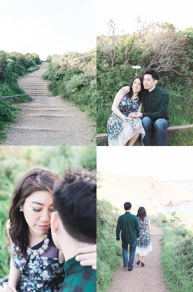 beautiful greenery scene that provokes romance and ethereal feeling